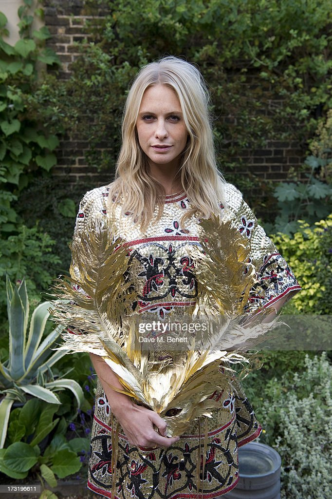 Poppy Delevingne attends The Elephant Family presents 'The Animal Ball' at Lancaster House on July 9, 2013 in London, England.
