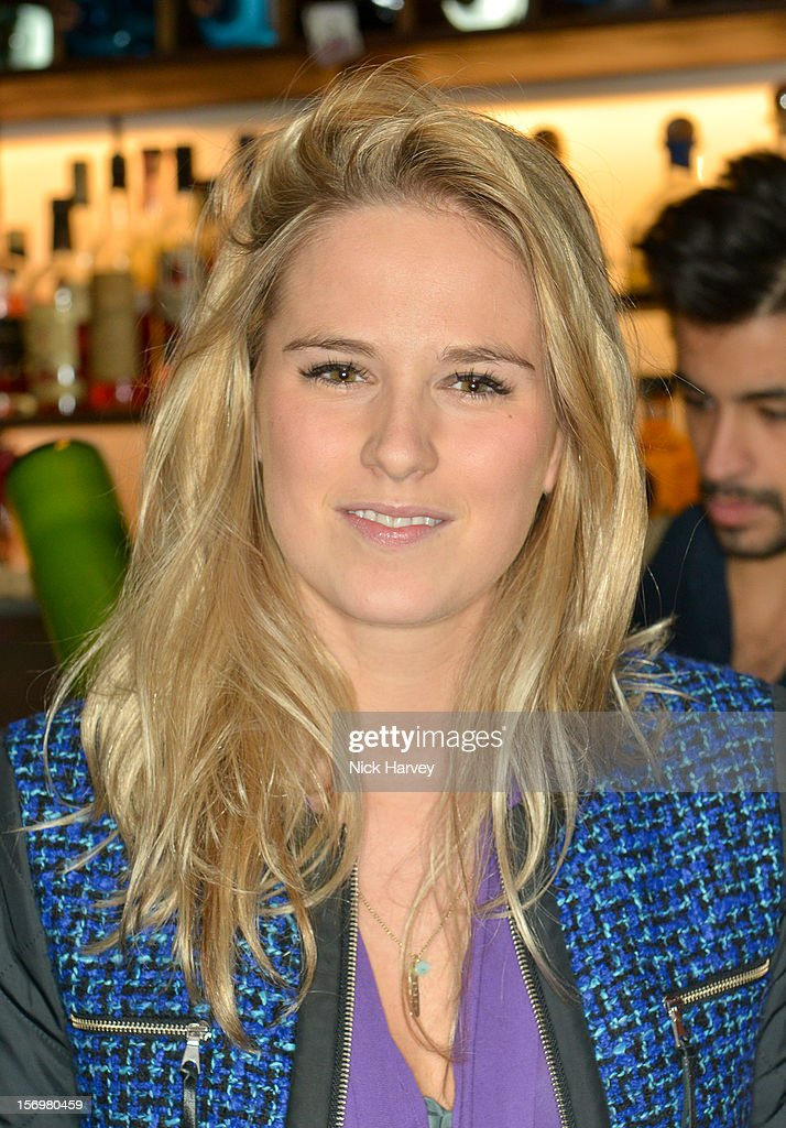 Poppy Sexton-Wainwright attends a party to celebrate the best of W&W Jewellery at Barts bar on November 26, 2012 in London, England.