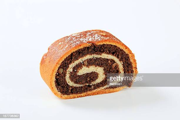 poppy swiss roll