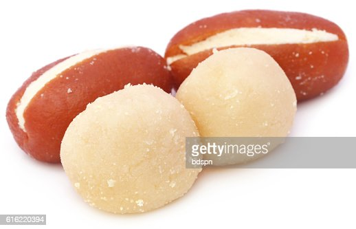 Popular Bangladeshi Sweetmeats : Stock-Foto