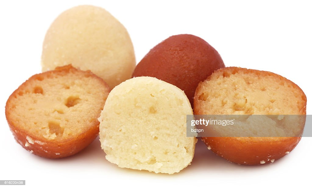 Popular Bangladeshi Sweetmeats : Stock Photo