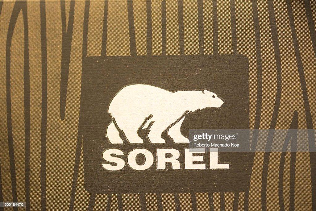 popular canadian brands logo of sorel winter boot. Black Bedroom Furniture Sets. Home Design Ideas