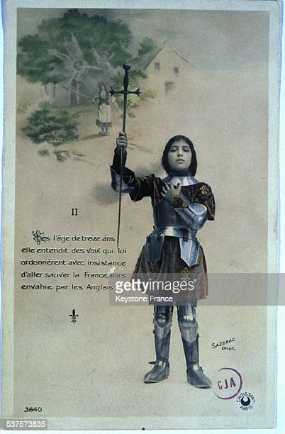 Joan Of Arc Armor Stock Photos and Pictures | Getty Images