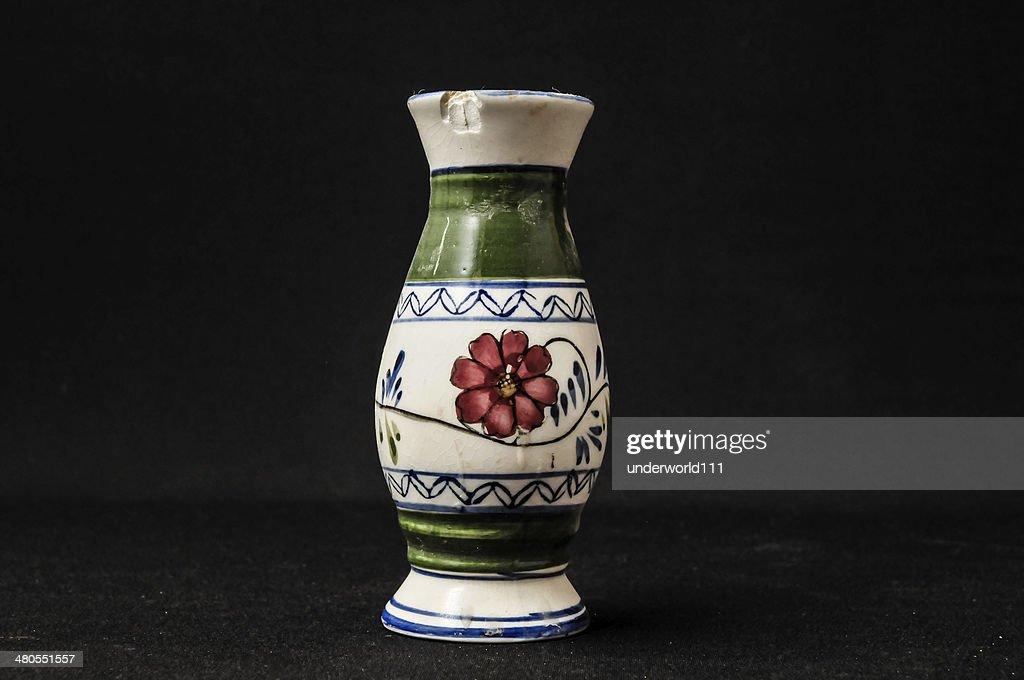 Jarrón de porcelana : Foto de stock
