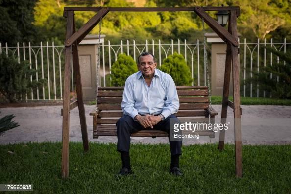 Porfirio Lobo Honduras's president poses for a portrait in Tegucigalpa Honduras on Thursday Sept 5 2013 A 150 percent increase in public sector debt...