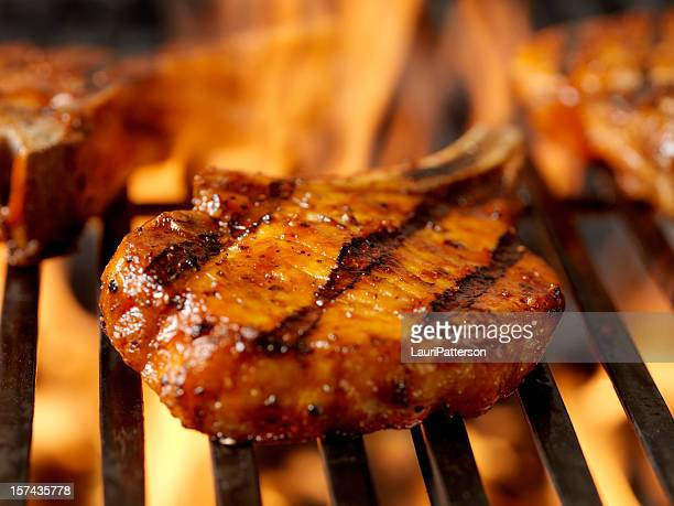 Barbecue Pork Chops 3