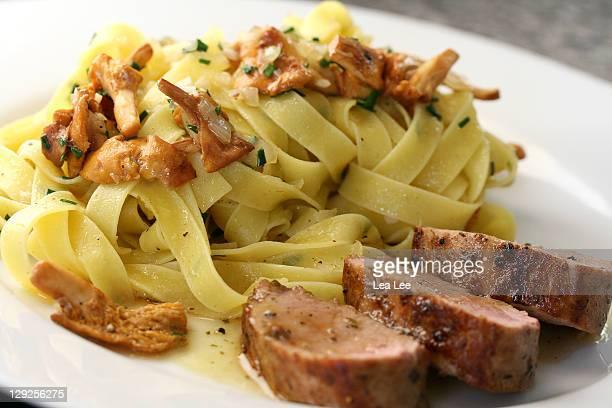 Pork filet with Acacia honey sauce