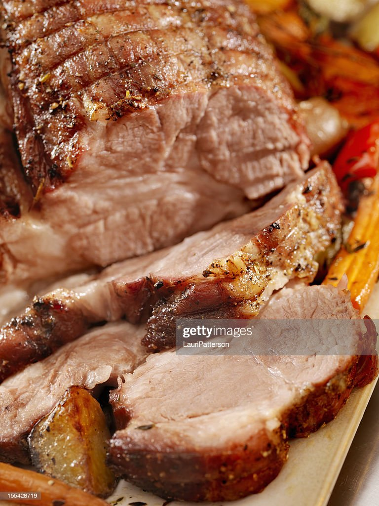 Pork Roast : Stock Photo
