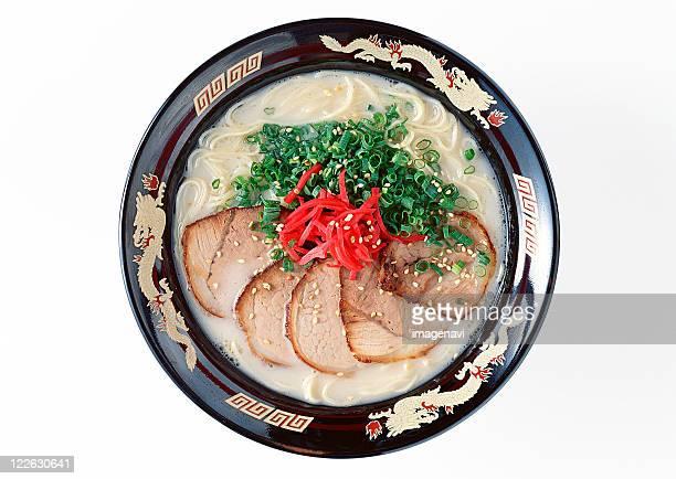 Pork-flavored Ramen