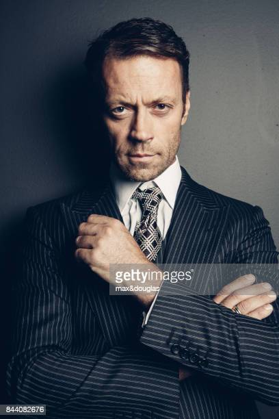 Porn actor film director and producer Rocco Siffredi is photographed on September 24 2011 in Rome Italy