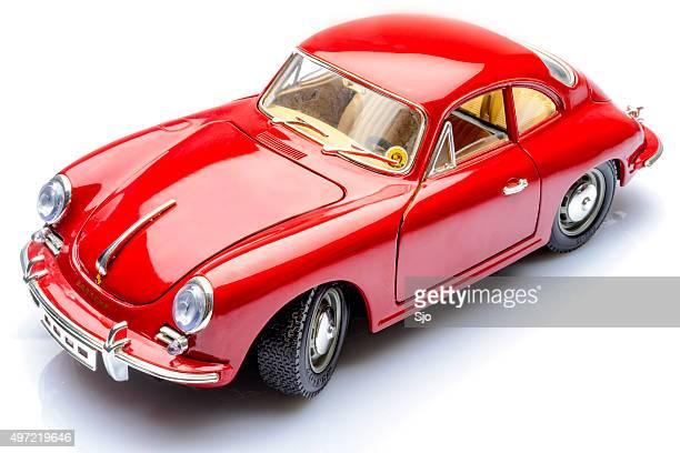Porsche 356 classic sports car model