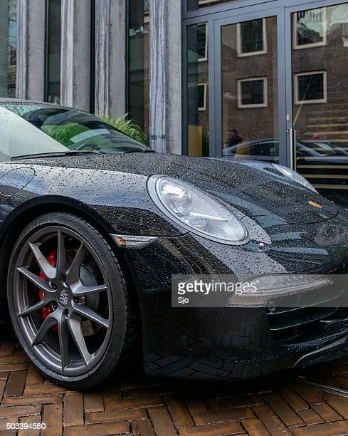 Porsche 911 Carrera S front view