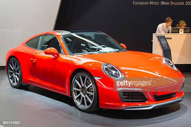 Porsche 911 Carrera S sports car
