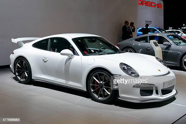 Porsche 911 GT3 Sport-Vorderansicht