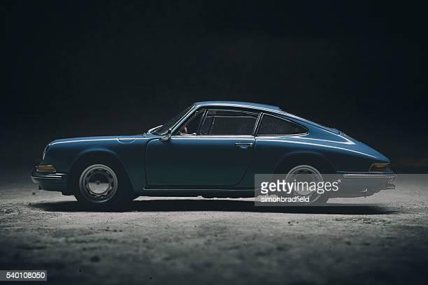 Porsche 911 Model Car