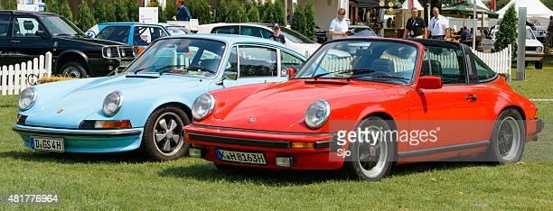 Porsche 911 sports cars