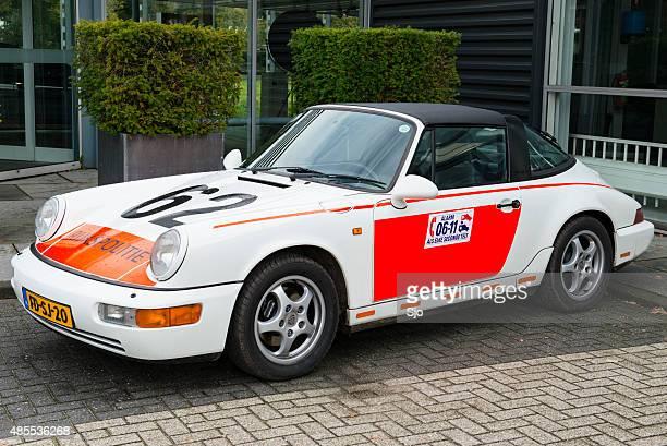 Porsche 911 Targa Police Car