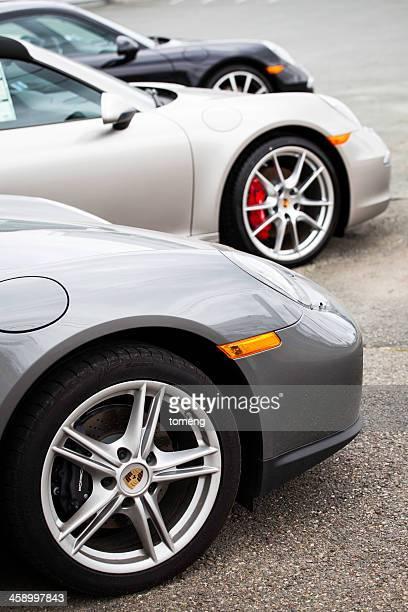 Porsche 911 Fahrzeuge