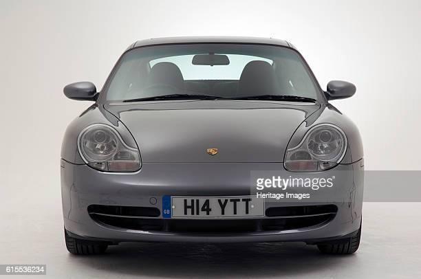 Porsche 996 Carrera 4 Artist Unknown