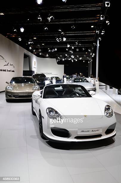 Porsche-stand
