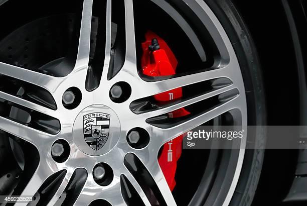 Porsche-Rad