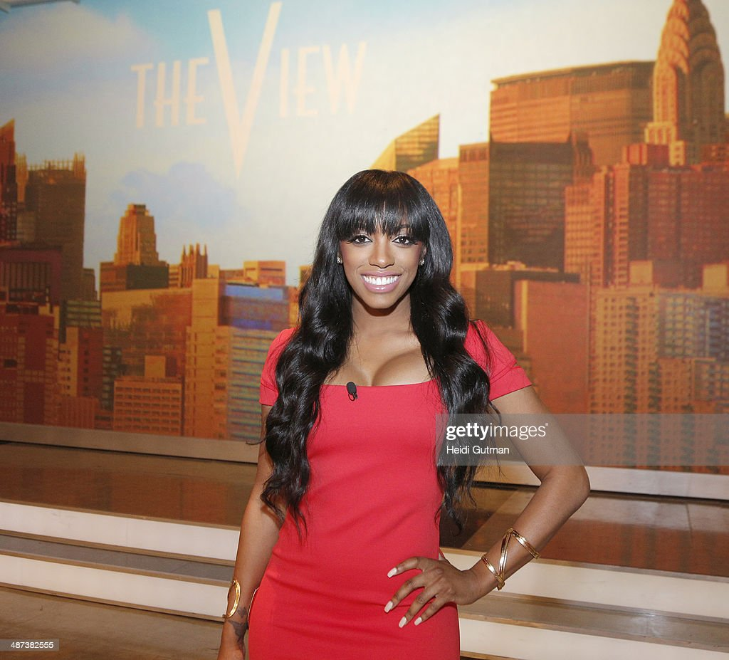 THE VIEW - Porsha Williams finally breaks her silence talking exclusively to the hosts of ABC's 'The View' live, TUESDAY, APRIL 29 (11:00 a.m-12:00 noon, ET) and will address her actions and the aftermath of the 'Real Housewives of Atlanta' reunion show. The interview will be Williams' first time discussing the incident that occurred during the March taping. On the special, which aired earlier this week, Williams and her co-star Kenya Moore became embroiled in a physical confrontation. 'The View' airs Monday-Friday (11:00 am-12:00 pm, ET) on the ABC Television Network.