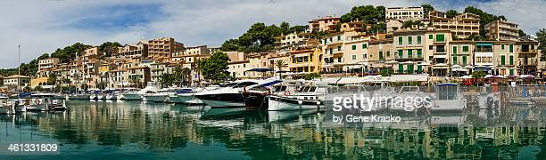 Port de Soller harbor