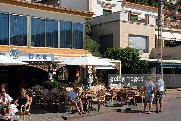 Port de Soller Insel Mallorca Balearen Spanien Europa Reise