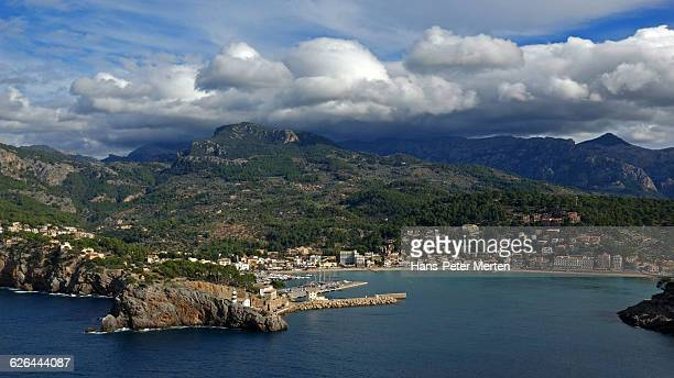 Port de Soller, Mallorca, Balearic Islands