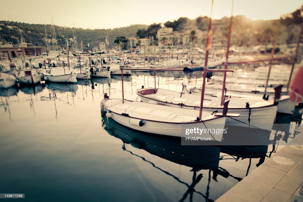 Port de Soller : Stock Photo