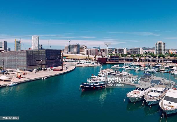 Port del Forum