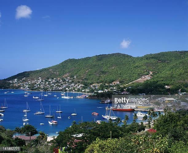 Port Elizabeth, Bequia, St Vincent & Grenadines, Caribbean