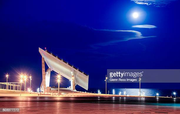 Port Forum Solar Array