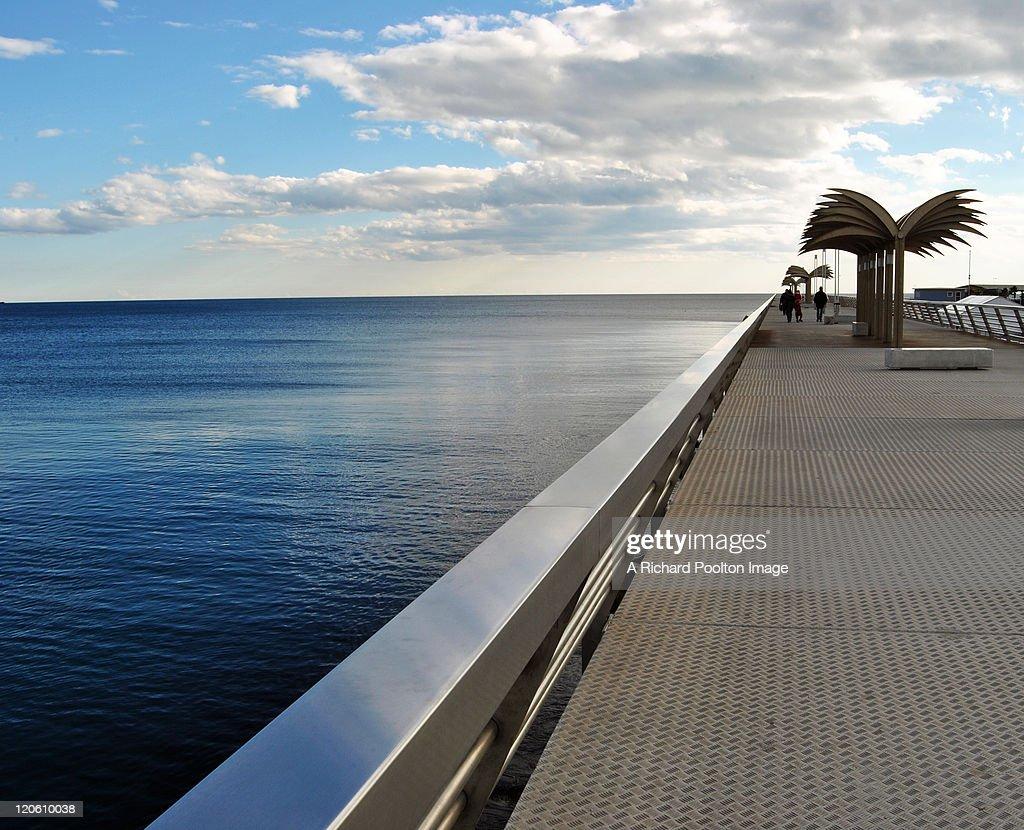 Port of Alicante : Stock Photo