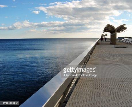 Port of Alicante : Foto de stock