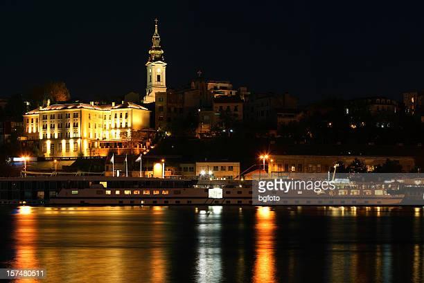 Hafen von Belgrad