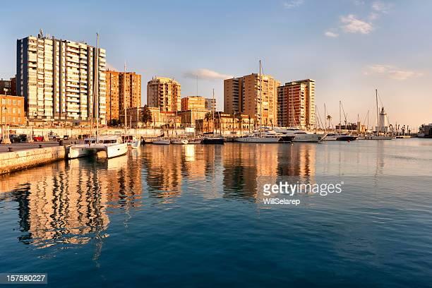 Port of Malaga