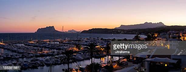 Port de Moraira, Espagne