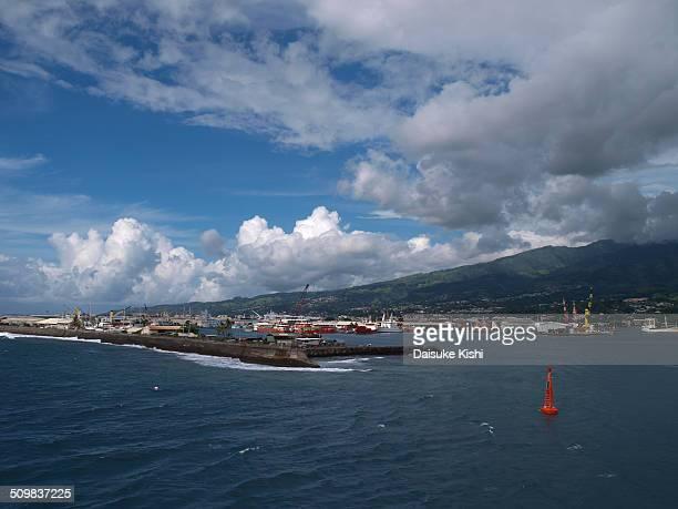 Port of Papeete, Tahiti