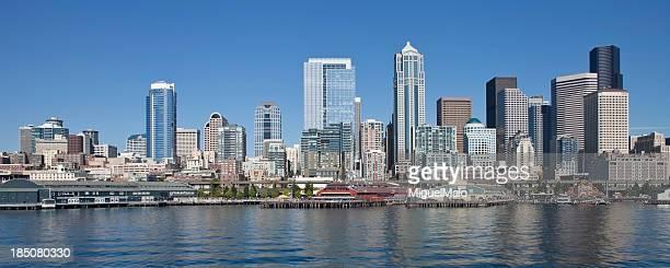 Port of Seattle, WA