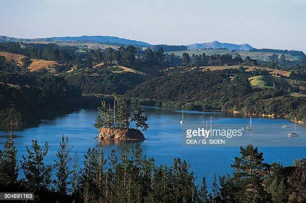 Port Opua Bay of Islands North Island New Zealand