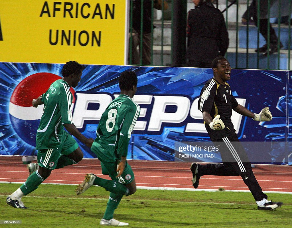 African Cup of Nations Quarter Final Nigeria v Tunisia s