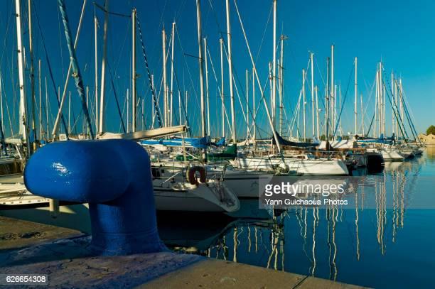 Port Saint Louis, Bouches Du Rhone, Provencve, France
