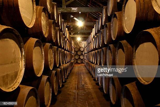 Port bodega de vinos