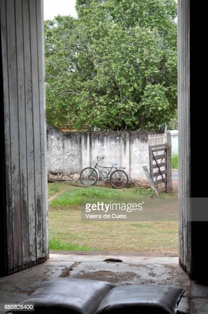 Porta e porteira
