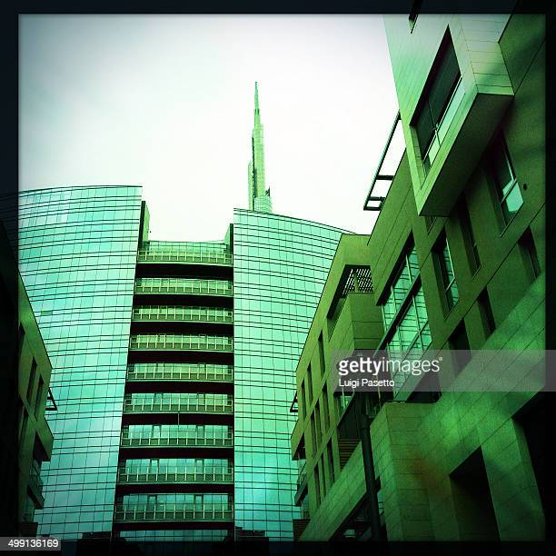 CONTENT] Porta Nuova via Vincenzo Capelli Unicredit Tower Milan Lombardy Italy