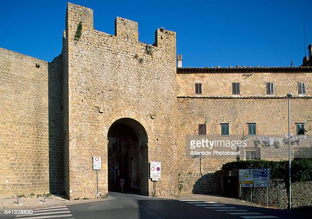 Porta San Francesco in Volterra
