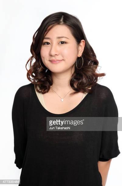 Portait of Japanese woman