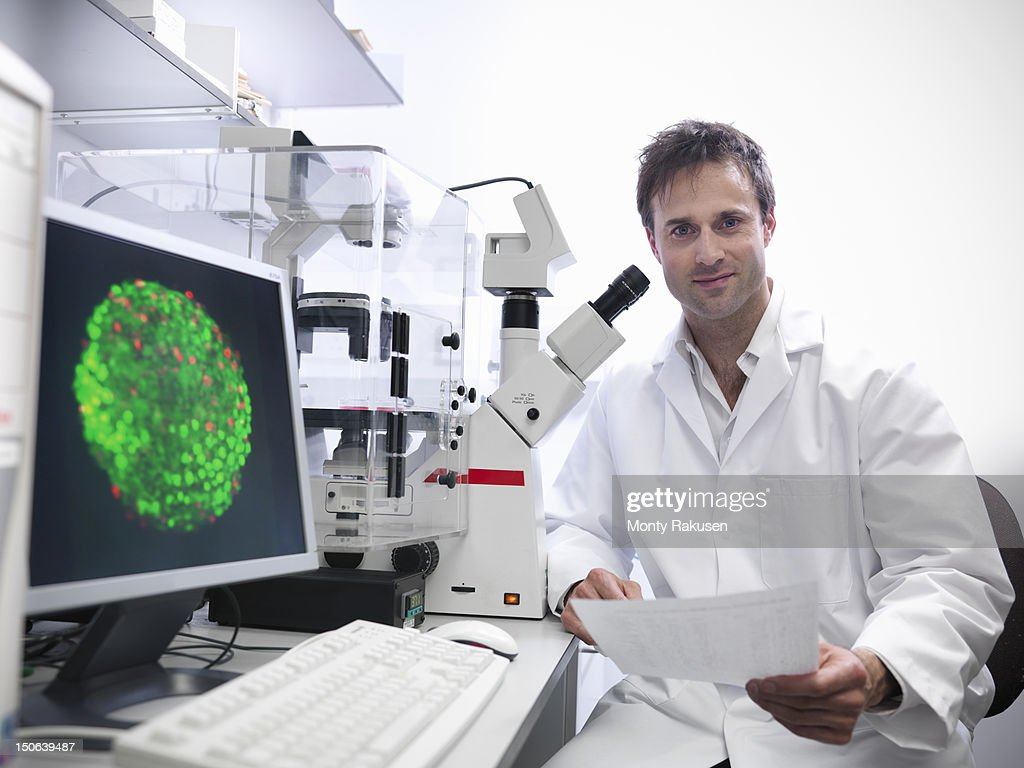 Conducting adult stem cell research