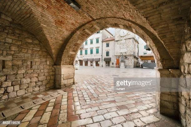 Portal und Eingang der Kotor